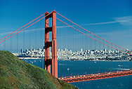 Golden Gate Bridge, San Francisco Bay, San Francisco, California