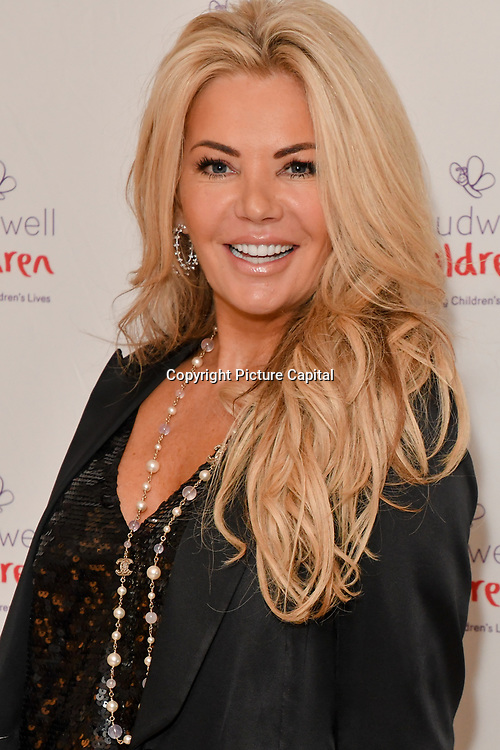 Claire Caudwell attends the Children's charity hosts fashion and beauty lunch event, with live entertainment at The Dorchester, London, UK. 12 October 2018.