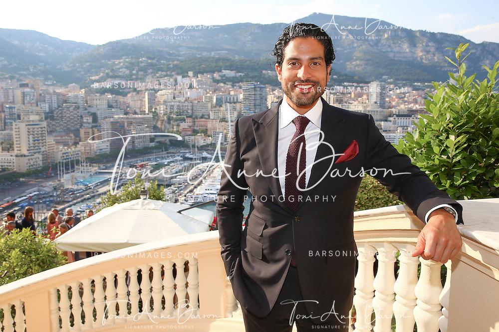 MONTE-CARLO, MONACO - JUNE 09:  Adam Rodriguez attends a Cocktail Reception at the Ministere d'etat on June 9, 2014 in Monte-Carlo, Monaco.  (Photo by Pool Barson/FilmMagic)