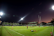 General view of teh arena during the Canterbury Crusaders v the Western Force Super Rugby Match. Nib Stadium, Perth, Western Australia, 8th April 2016. Copyright Image: Daniel Carson / www.photosport.nz