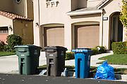 Republic Services of Santa Clara County marketing campaign, photographed in Union City, California, on November 14, 2014. (Stan Olszewski/SOSKIphoto)