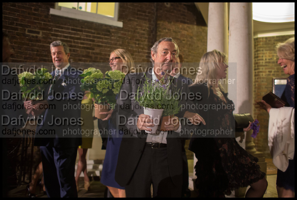 NICK MASON, Cartier dinner in celebration of the Chelsea Flower Show. The Palm Court at the Hurlingham Club, London. 19 May 2014.