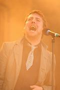 Ricky Wilson, Kaiser Chiefs, V Festival, 2005