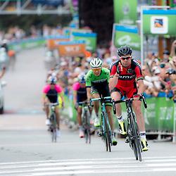 Stage 7, 2014 Larry H. Millar Tour of Utah, Park City Cadel Evans wins last stage, 2nd Wilco Kelderman