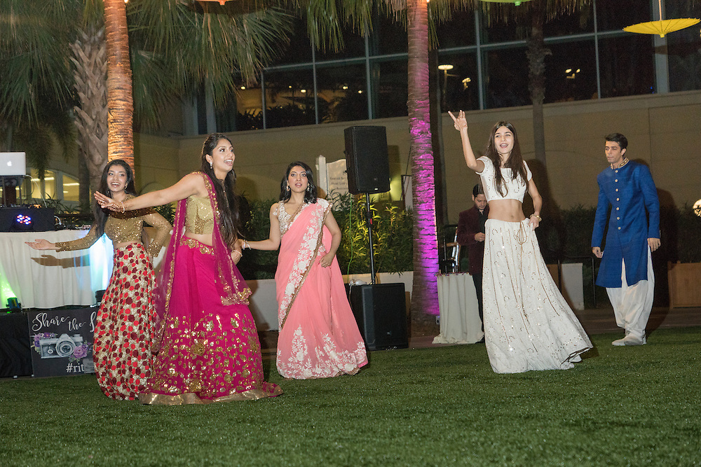 Ritesh and Anjali's wedding at the Gaylord Palms holel in Florida