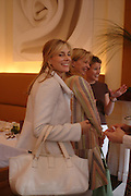 Kim Hersov. Lunch party for Brooke Shields hosted by charles finch and Patrick Cox. Mortons. Berkeley Sq. 6 July 2005. ONE TIME USE ONLY - DO NOT ARCHIVE  © Copyright Photograph by Dafydd Jones 66 Stockwell Park Rd. London SW9 0DA Tel 020 7733 0108 www.dafjones.com
