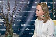 2018-01-27. Rai, Amsterdam. Jumping Amsterdam 2018. Op de foto: Erieke Kuitert in gesprek met Prinses Margarita de Bourbon de Parme