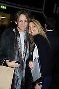 SAFFRON ALDRIDGE; AVERY FRIEDA, Art13 London First night, Olympia Grand Hall, London. 28 February 2013