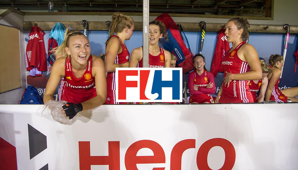 AUCKLAND - Sentinel Hockey World League final women<br /> Match id 10302<br /> ENG v China<br /> Foto:  Hannah Martin <br /> WORLDSPORTPICS COPYRIGHT FRANK UIJLENBROEK