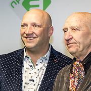 NLD/Hilversum/20180205 - Premiere Telefilms 2018, Ruben van der Meer en ......
