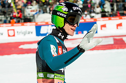 Peter Prevc (SLO) during the Trial Round of the Ski Flying Hill Individual Competition at Day 1 of FIS Ski Jumping World Cup Final 2019, on March 21, 2019 in Planica, Slovenia. Photo by Vid Ponikvar / Sportida