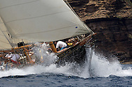 ANTIGUA, 20th April 2009, Antigua Classic Week, Race 4, When and If