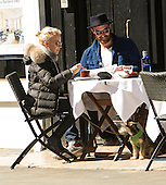 EXCLUSIVE- Kylie Minogue and fiance Joshua Sasse