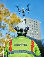 Range Court Drones and Platforms