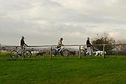 Royal Leamington Spa four cross racing, RLS4X track. 9.12.09