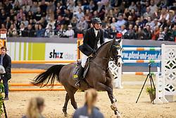 RUEDER Hans-Thorben (GER), Pure Pitu<br /> Neumünster - VR Classics 2019<br /> Int. Weltranglistenspringen mit Siegerrunde CSI3*<br /> Championat von Neumünster<br /> Preis der BEMER Int. AG<br /> 16. Februar 2019<br /> © www.sportfotos-lafrentz.de/Stefan Lafrentz