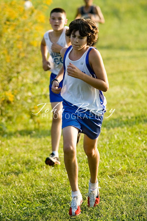 MCHS Boys Cross Country.vs Rappahannock, Clarke, George Mason, Manassas Park .September 27, 2006