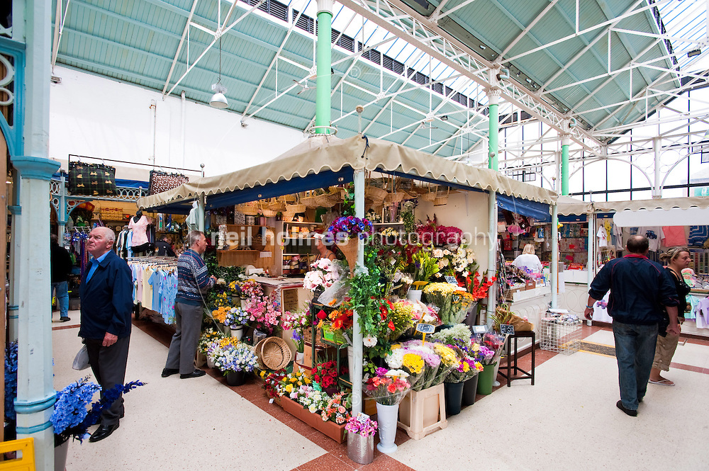 Victorian Market hall, Goole, East Yorkshire