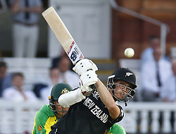 June 29, 2019 - London, United Kingdom - Mitchell Santner of New Zealand.during ICC Cricket World Cup between New Zealand and Australia at the Lord's Ground on 29 June 2019 in London, England. (Credit Image: © Action Foto Sport/NurPhoto via ZUMA Press)