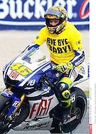 Valentino Rossi ITA..MotoGP..GP Valencia (circuit Valencia)..05-07.11.2010..Photo: Stan Perec..