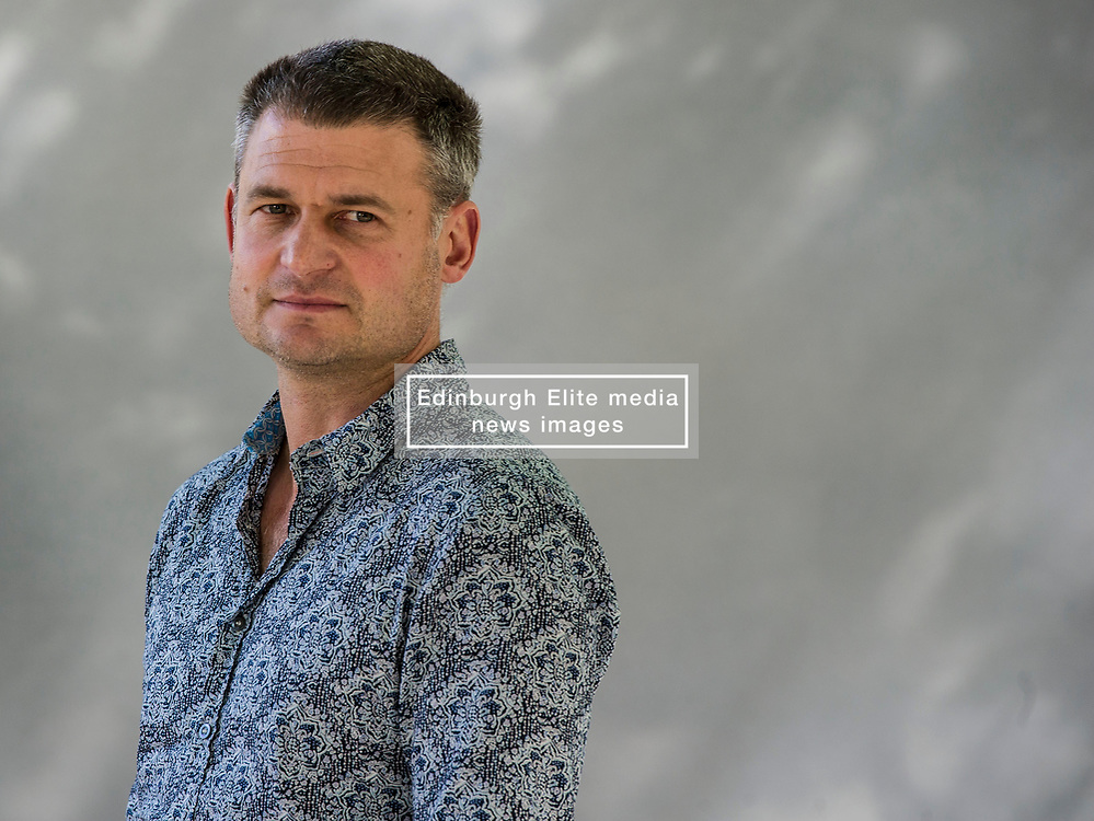 Pictured: William Sutcliffe <br /> <br /> William Sutcliffe (born 1971) is a British novelist. An alumnus of Haberdashers' Aske's School and Emmanuel College, Cambridge, Sutcliffe started his career with a novel about school life entitled New Boy (1996), which was followed by Are You Experienced? (1997), a pre-university gap year novel, in which a group of young Brits travel to India without really knowing what to expect or what to do there.