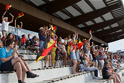 Belgium supporters<br /> Young Riders European Championships Jumping <br /> Samorin 2017© Hippo Foto - Dirk Caremans<br /> 11/08/2017