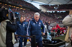 December 16, 2017 - Stuttgart, Germany - Bayerns coach Josef Heynckes makes his way to the bench during the German first division Bundesliga football match between VfB Stuttgart and Bayern Munich on December 16, 2017 in Stuttgart, Germany. (Credit Image: © Bartek Langer/NurPhoto via ZUMA Press)
