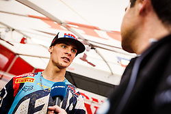 Tim Gajser #243 of Slovenia during MXGP Trentino Qualifying Race, round 5 for MXGP Championship in Pietramurata, Italy on 15th of April, 2017 in Italy. Photo by Grega Valancic / Sportida