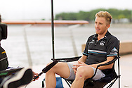 Matt White Feature. 2012 Ironman Cairns Triathlon. Cairns, Queensland, Australia. 31/05/2012. Photo By Lucas Wroe.