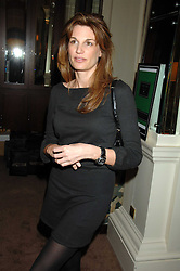 JEMIMA KHAN at a party to celebrate the publication of Top Tips For Girls by Kate Reardon held at Claridge's, Brook Street, London on 28th January 2008.<br />