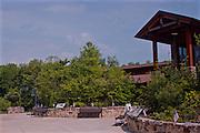 Northcentral PennsylvaniaNorthcentral Pennsylvania,  Visitor's Center, Winslow Overlook, Benezette, Elk County