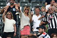 famiglia Marchisio <br /> Berlino 05-06-2015 OlympiaStadion  <br /> Juventus Barcelona - Juventus Barcellona <br /> Finale Final Champions League 2014/2015 <br /> Foto Matteo Gribaudi/Image Sport/Insidefoto
