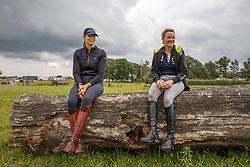 Donckers Karin, Verwimp Jorinde<br /> Eventing meets Dressage<br /> Minderhout 2020<br /> © Hippo Foto - Dirk Caremans<br /> 02/07/2020