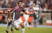 20120207: RIO DE JANEIRO, BRAZIL - Player Fred (FLU) football match between Fluminense(BRA) vs  Arsenal de Sarandi (ARG) for Copa Libertadores, held at Engenhao stadium in RJ<br /> PHOTO: CITYFILES