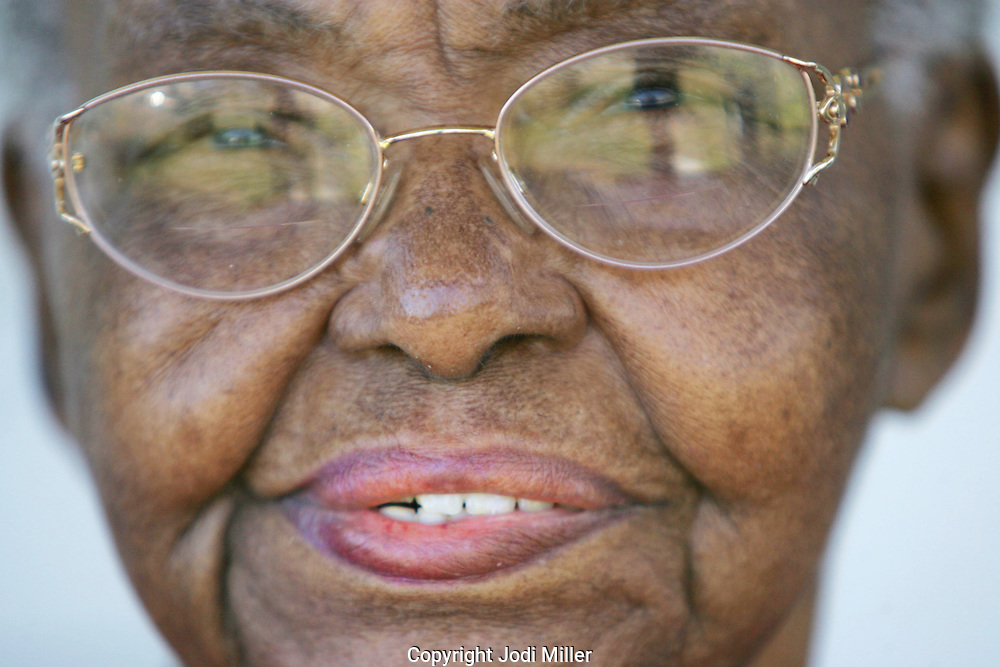 Ms. Tamara Owens is turned 104 years old on Wednesday, Feb. 15 2006.
