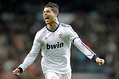 20121201 ESP: Real Madrid - Atletico Madrid, Madrid