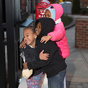 Children and adults always enjoy sending letters to Santa suring Christmasville in Old Town.