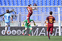 Gol Stephan El Shaarawy Roma Goal celebration 0-1 <br /> Roma 03-04-2016 Stadio Olimpico Football Calcio Serie A 2015/2016 Lazio - AS Roma Foto Andrea Staccioli / Insidefoto