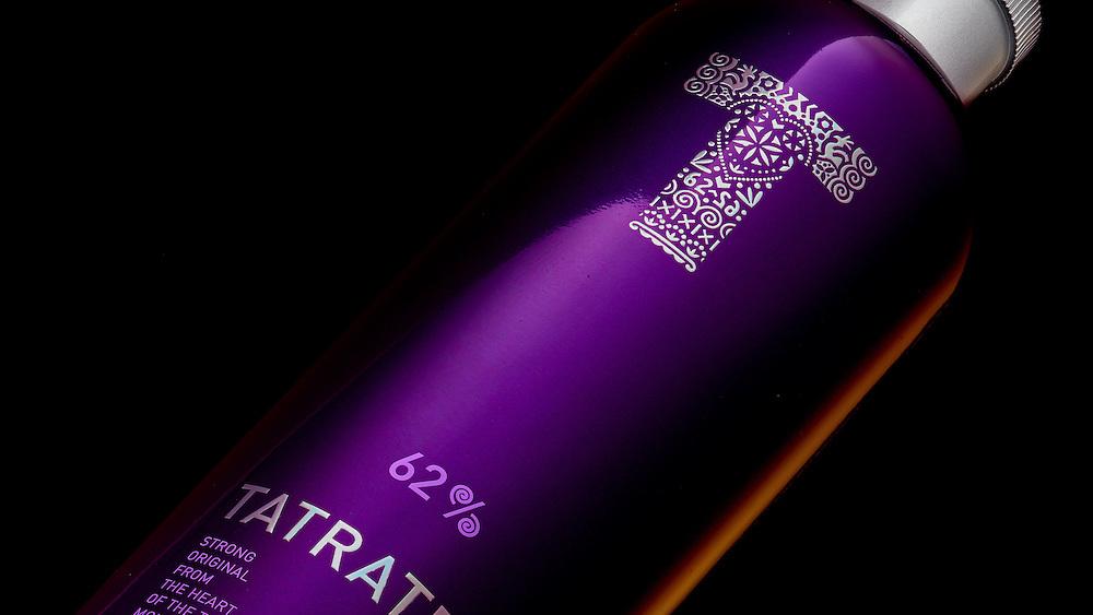 Tatratea bottle