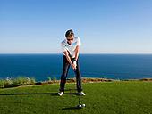 Lic. Ernesto Coppel Quivira Campo de Golf