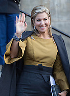 Amsterdam 17-01-2016<br /> <br /> King Willem-Alexander and Queen Maxima give New Years reception for the members of Parliament.<br /> <br /> ONLY FOR SPAIN PUBLICATION<br /> <br /> COPYRIGHT ROYALPORTRAITS EUROPE/ BERNARD RUEBSAMEN