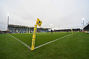 Sandy Park stadium before the Aviva Premiership match between Exeter Chiefs and Harlequins at Sandy Park, Exeter, United Kingdom on 19 November 2017. Photo by Graham Hunt.