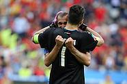 Italy v Spain - EURO 2016 Round of 16 - 27/06/2016