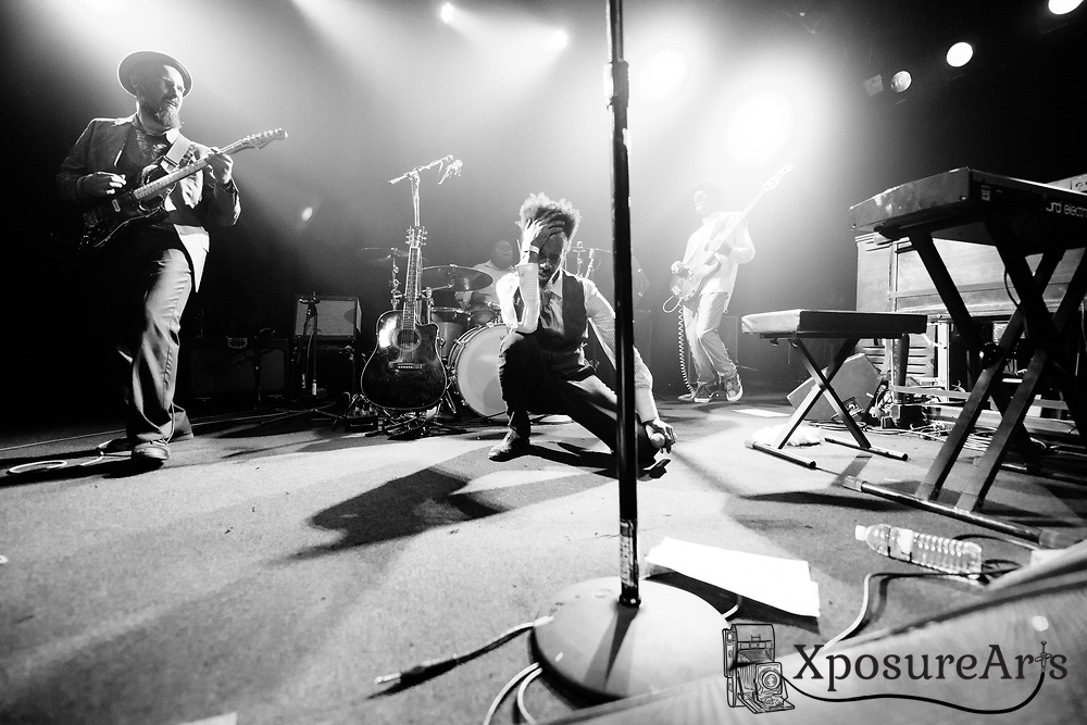 Fantastic Negrito performs at The Independent in San Francisco, CA.