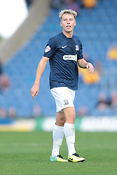 Southend United's Cauley Woodrow - Photo mandatory by-line: Nigel Pitts-Drake/JMP - Tel: Mobile: 07966 386802 05/10/2013 - SPORT - FOOTBALL - Kassam Stadium - Oxford - Oxford United v Southend United - Sky Bet League 2