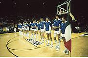 Tournée USA 1987<br /> team italia