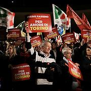 Piero Fassino apre la campagna