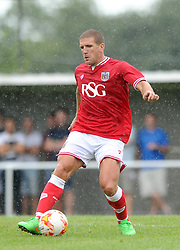 Adam El-Abd of Bristol City - Photo mandatory by-line: Dougie Allward/JMP - Mobile: 07966 386802 - 05/07/2015 - SPORT - Football - Bristol - Brislington Stadium - Pre-Season Friendly