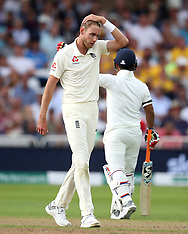 England v India - Specsavers Third Test - Day One - 18 August 2018