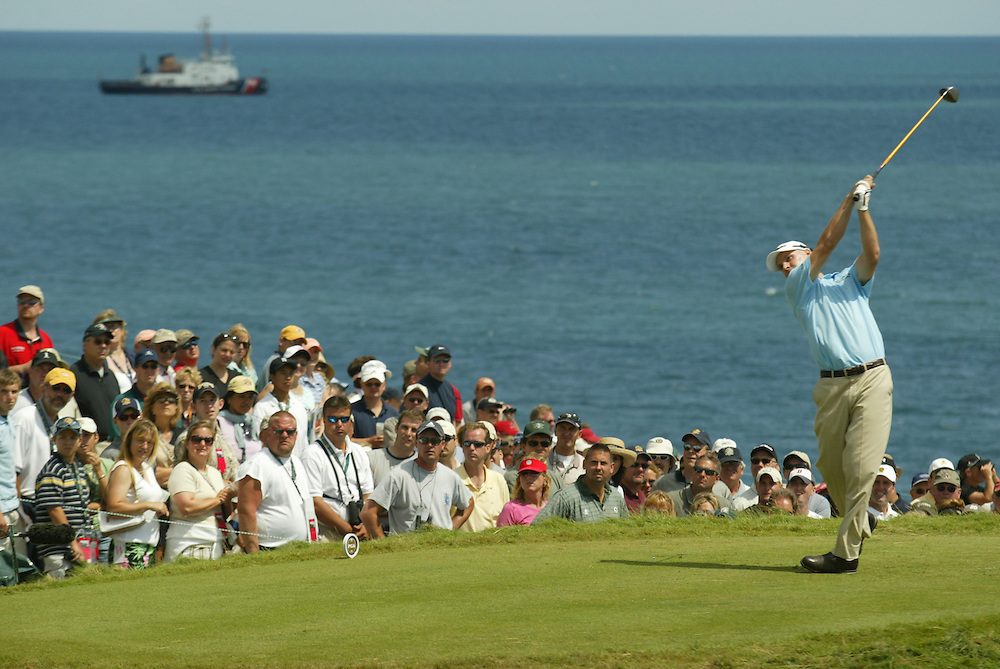 Ben Crane..2004 PGA Championship.Final Round.Whistling Straits.Haven, WI.Sunday, August 15 2004..photograph by Darren Carroll